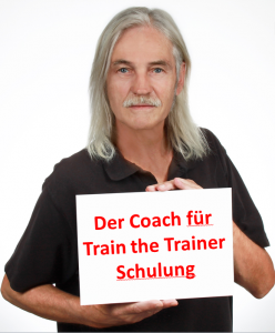 Coach für Train the Trainer Workshop